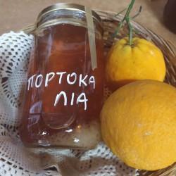 Μέλι Πορτοκαλιού
