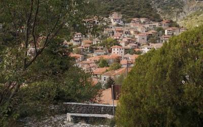 Στεμνίτσα η χωροπούλα του Κολοκοτρώνη